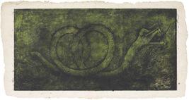 "Rufino Tamayo ""Quetzalcoatl"" (P. 248) 1978 - Signed Mixographia Large - ... - $26,500.00"