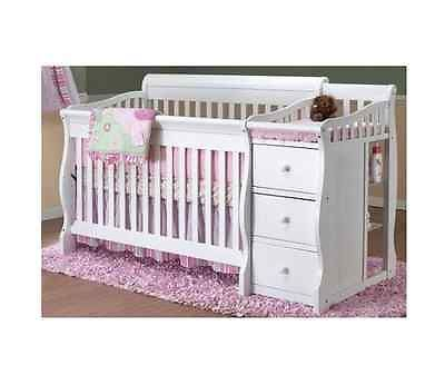 Crib Toddler Bed Combo