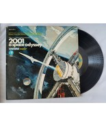 2001 A Space Odyssey Vinyle Record Vintage 1968 Mgm Records - $47.97