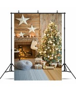 Christmas Photo Backgrounds Vinyl Computer Printed Studio Photosession A... - $14.02+