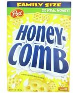Post HoneyComb Breakfast Cereal (ORIGINAL Flavor Back) 16 Ounce (Pack of 2) - $26.99