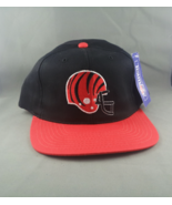 Cincinnati Bengals Hat (VTG) - By AJD - Adult Snapback - New with Tags - $69.00