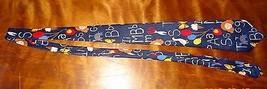 School Tie Letters Scissor Teacher Education Teaching Novelty Necktie Fratello image 9