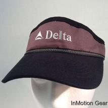 7dc81b41b11 Delta Airlines Employee Visor Cap Hat LAX Flight Attendant Pilot -  22.99 ·  Add to cart · View similar items