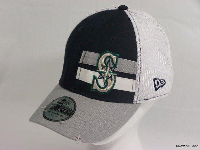 de7e1598de4fb New Era 3930 Seattle Mariners Flex Cap Small and 50 similar items