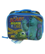 DISNEY - Pixar MONSTERS Insulated Lunch Bag - $11.98