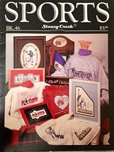 Sports - Cross Stitch (Stoney Creek, Book 46) [Pamphlet] various - $4.46