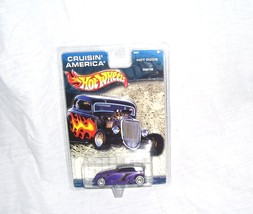 Hot Wheels Cruisin' America Hot Rods PHAETON Purple Diecast NEW! - $7.96