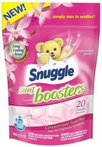 Snuggle Scent Boosters Wild Orchid Concentrated Scent Pacs - $15.79