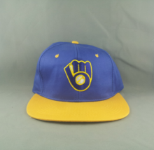 Milwaukee Brewers Hat (VTG) -By Drew Perason - Adult Snapback - New With... - $59.00