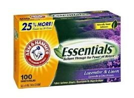 Arm & Hammer Essentials Lavender & Linen Fabric... - $10.84
