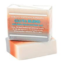 12 Bars of Premium Maximum Whitening / Peeling Soap w/ Glutathione and Arbutin - $111.46