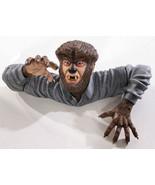 THE WOLF MAN GRAVE WALKER HALLOWEEN PROP Haunted House Garden Yard Creep... - $75.90