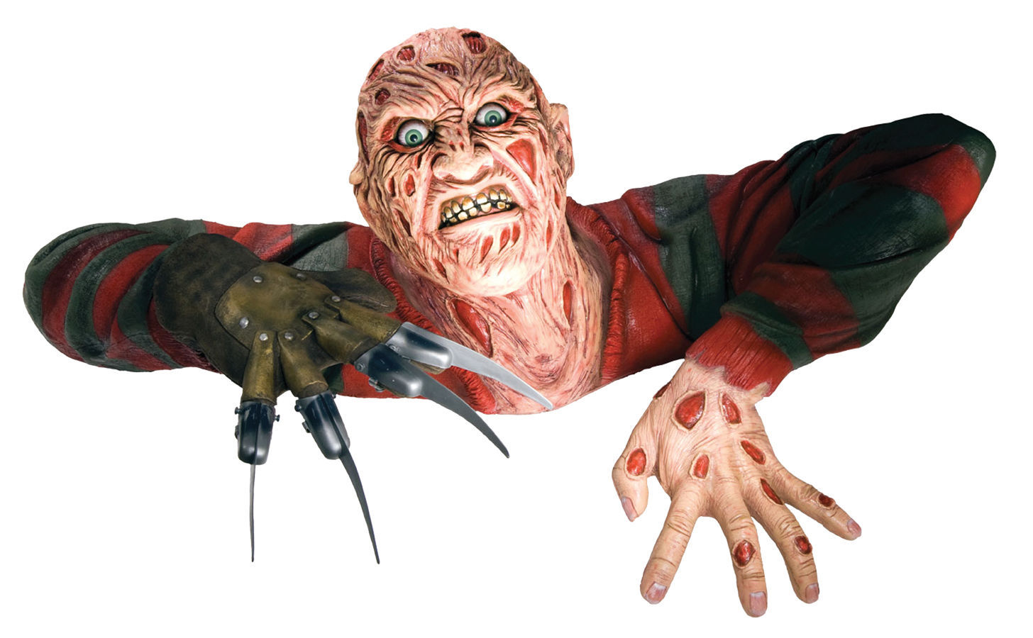 Freddy Grave Walker Halloween Prop Haunted House Garden Yard Scary Rubies 68366