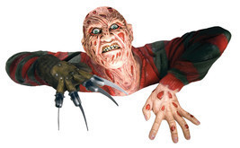 Freddy Grave Walker Halloween Prop Haunted House Garden Yard Scary Rubie... - €65,27 EUR
