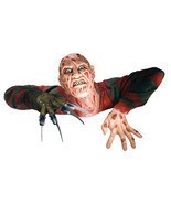 Freddy Grave Walker Halloween Prop Haunted House Garden Yard Scary Rubie... - $94.80 CAD