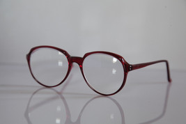 Eyewear, Crystal Red Frame, Clear Prescription Lenses. RX- Able - $34.65