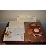 Frame Work Pumpkin Baby Shape Cross Stitch Kit - $14.99