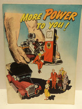 RARE - More Power to You! 1951 Ethyl Corporation Gas Fuel Promo Comic #1951 FN - $48.95