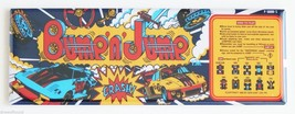 Bump N Jump Marquee FRIDGE MAGNET (1.5 x 4.5 in... - $6.95