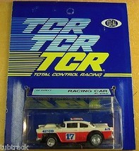 1978 Ideal TCR MK 1 '55 Chevy #17 Slot Less Car 3329-0 - $89.09