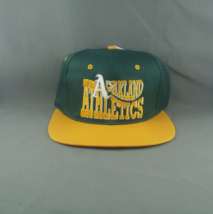 Oakland A's Hat (VTG) - By Drew Pearson - Adult Snapback - New with Tags - $75.00