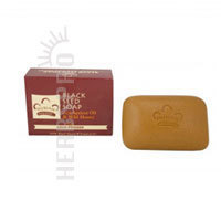 Bar Soap, Honey & Black Seed , 5 Oz by Nubian Heritage