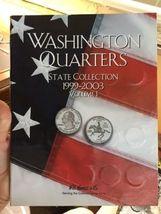 Washington Quarters State Collection 1999 - 2003 - $99.00