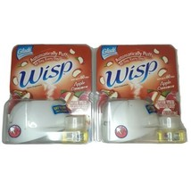 Lot of 2 New Glade Wisp Automatically Puffs Fragrancer Apple Cinnamon .2... - $37.57