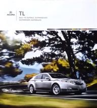 2011 Acura TL sales brochure catalog portfolio US 11 Honda - $9.00