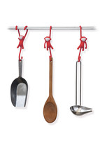 Kitchen Tools Hanging Funky Monkeys Design Hook Rack Display Stand Set x... - $19.90