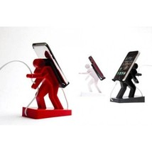 Original Gift Designed Mobile Phone Holder Desk Stand Music Player charg... - $19.00