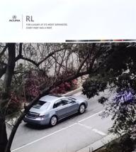 2011 Acura RL sales brochure catalog portfolio US 11 Honda - $10.00