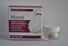 Murad Age Reform Hydro-Dynamic Ultimate Moisture 0.25 Fl oz - $9.99