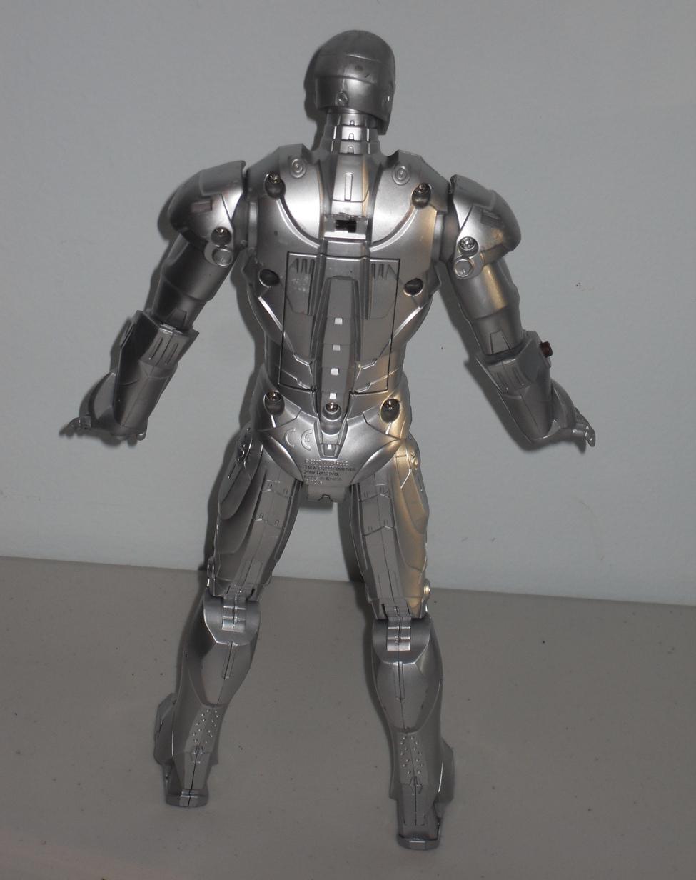 Iron Man Movie Mark II 12 Inch Hasbro Electronic Figure