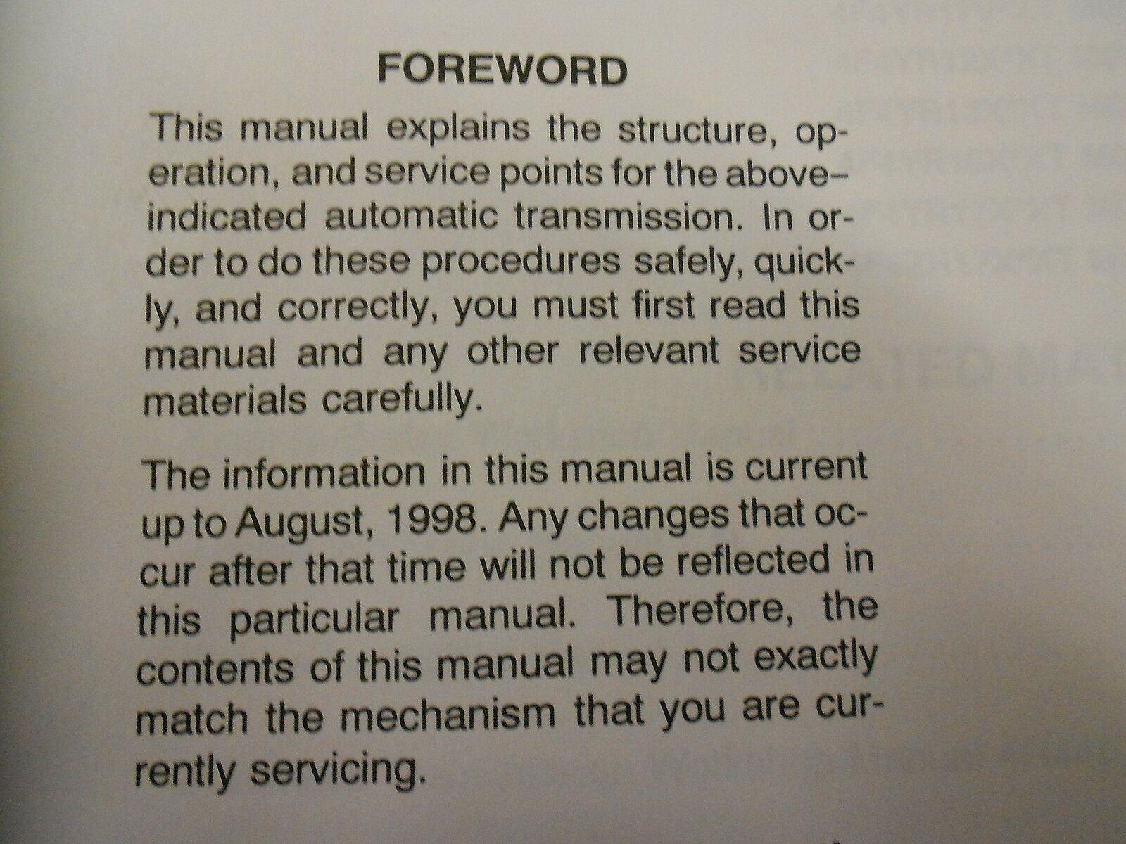 1999 Mazda B-Serie 3.0L Motor Truck Service Reparatur Shop Manuell Fabrik OEM 99 image 3