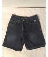 US POLO ASSN TODDLER SIZE 4T JEAN SHORTS - $1.99