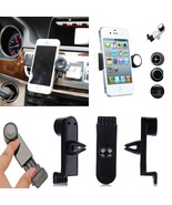 Universal SmartPhone 360°Rotating In Car Air Vent Mount Holder Cradle St... - $5.03