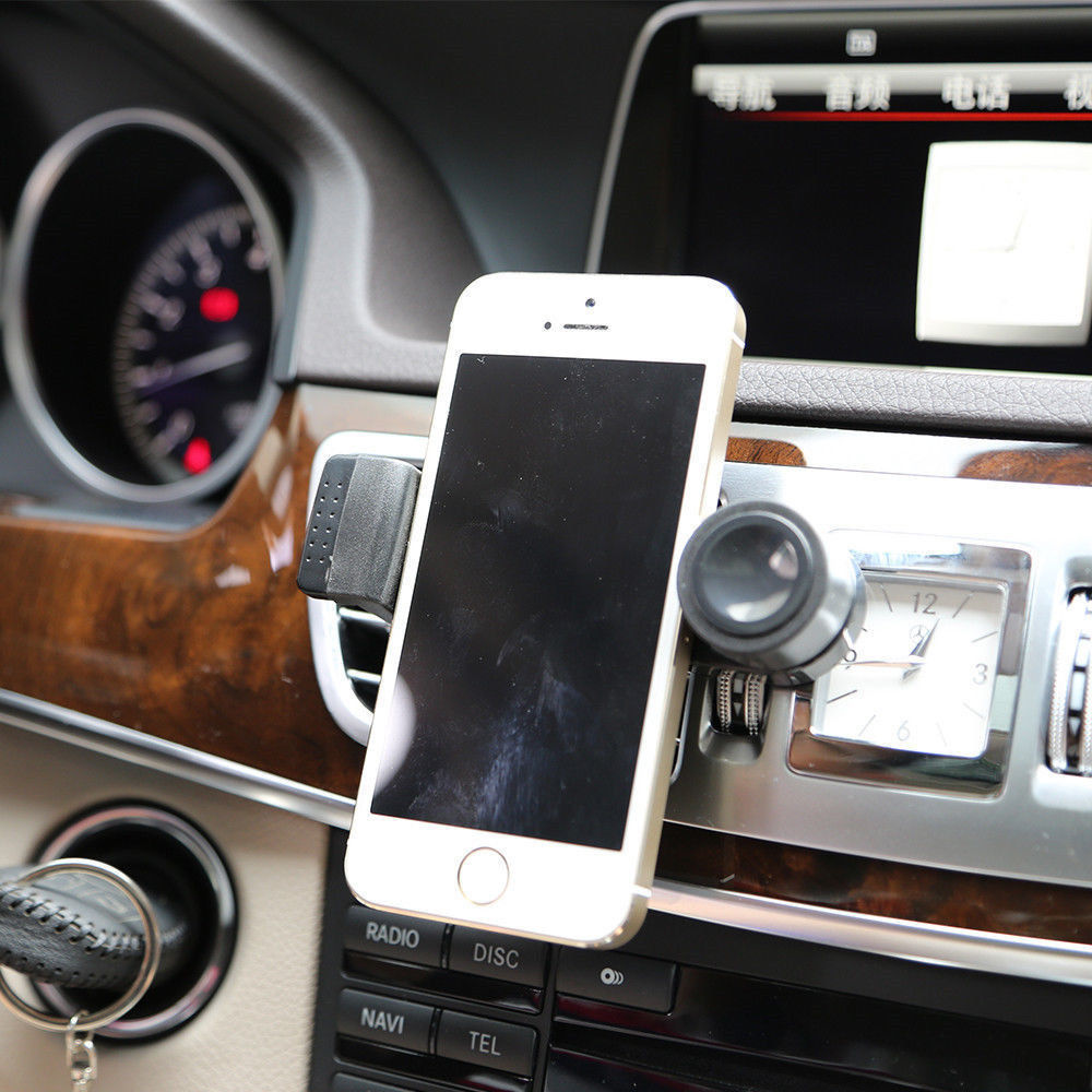Universal SmartPhone 360°Rotating In Car Air Vent Mount Holder Cradle Stand Sale
