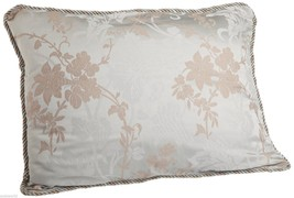 WATERFORD  1PC DIANTHUS KING PILLOW SHAM MINERAL  NIP - $36.09