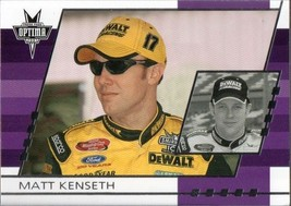 Matt Kenseth 2003 Press Pass Optima # 12 - $1.24