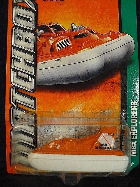 MATCHBOX 2013 AMPHI FLYER MBX EXPLORERS