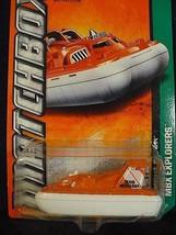 MATCHBOX 2013 AMPHI FLYER MBX EXPLORERS - $4.94