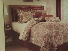"""Noble Excellence  """"Fresca""""  Multi  Color Floral 2 Pc Standard Sham   Nib - $56.42"""