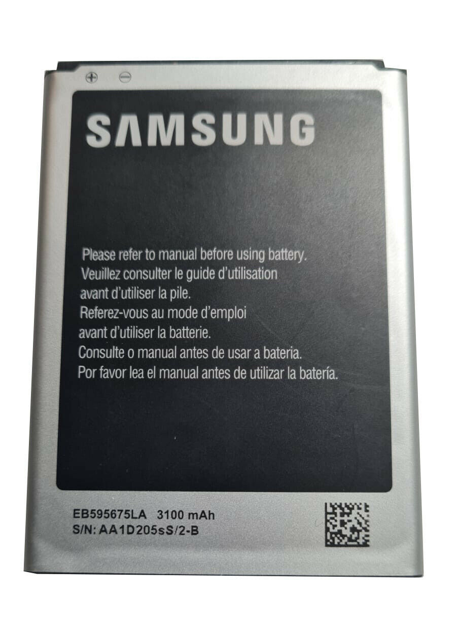 Primary image for Original Battery EB595675LA For Samsung Galaxy Note 2 N7108 N7108D N7105 N7100