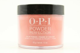 OPI Powder Perfection- Dipping Powder, 1.5oz - Aloha from OPI - DPH70 - $18.99
