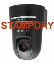 SONY SNC-RX570 36X OPTICAL WIFI NETWORK PTZ IP SECURITY CAMERA PAN BAD**... - $297.00