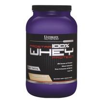 Ultimate Nutrition Prostar 100% Whey Protein, 2 lb Vanilla Creme - $99.00