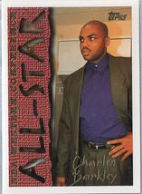CHARLES BARKLEY 1994-95 TOPPS # 195 - $1.48