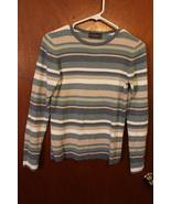 Women's Van Heusen Striped Sweater - $13.99